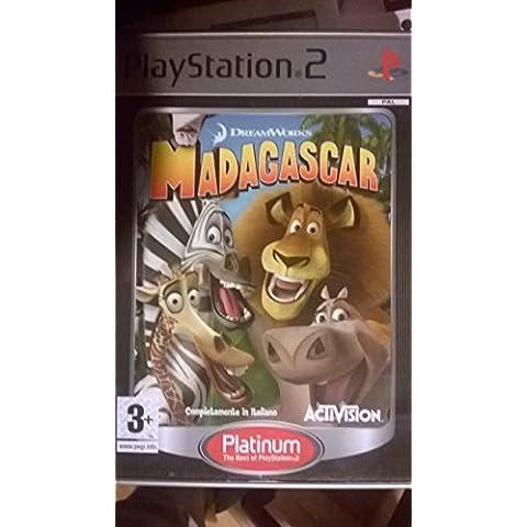Activision Madagascar Platinum, PS2 - Juego (PS2, PlayStation 2, Acción / Aventura, E10 + (Everyone 10