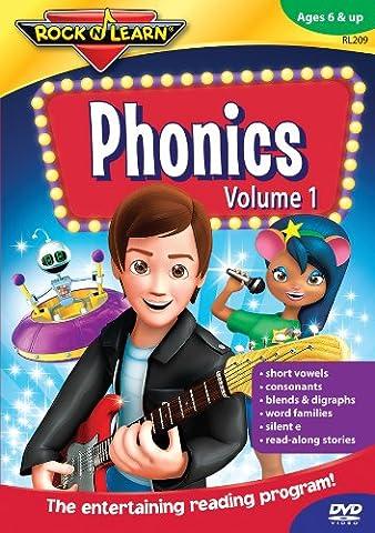Rock N Learn: Phonics 1 [Import anglais]