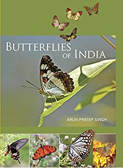 Butterflies of India by [Arun Pratap singh]