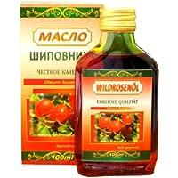 GMMH Aceite de Rosa Mosqueta Rosa mosqueta Aceite de componentes caturales 100 ml, 100% Natural