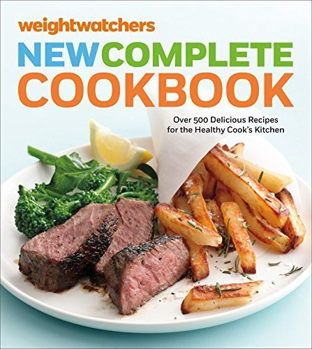 Weight Watchers New Complete Cookbook, Fifth Edition: Over 500 Delicious Recipes for the Healthy Cook's Kitchen by Weight Watchers (2014) Loose Leaf