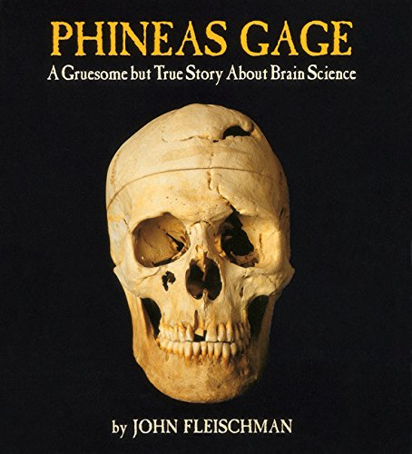 Phineas Gage: A Gruesome But True Story about Brain Science por John Fleischman