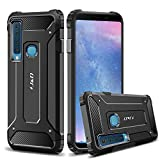 J&D Case Compatible for Galaxy A9 2018 Case, Heavy Duty
