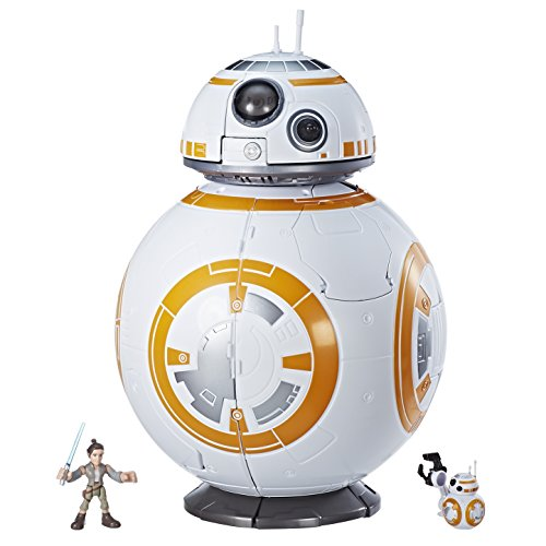 STAR WARS Playskool Heroes Galactic BB-8 Adventure Base Figure
