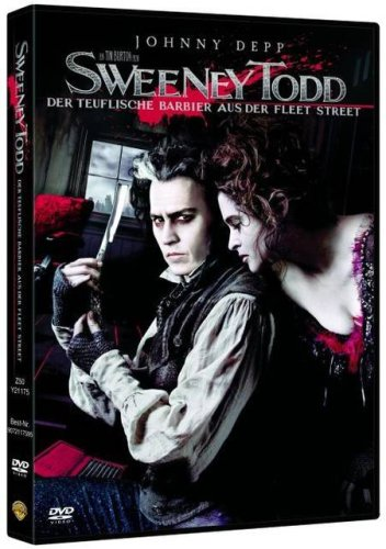 Sweeney Todd - Der Teuflische Barbier