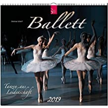 BALLETT - Tanzen aus Leidenschaft: Original Stürtz-Kalender 2019 - Mittelformat-Kalender 33 x 31 cm