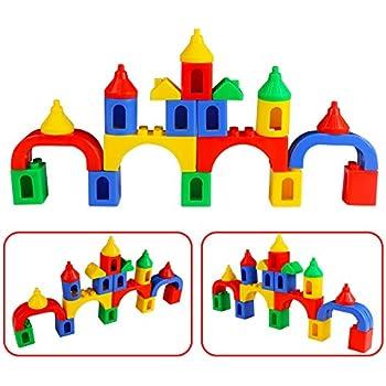 Mattoncini costruzioni set unico giochi e giocattoli per for Giocattoli per bambini di 5 anni