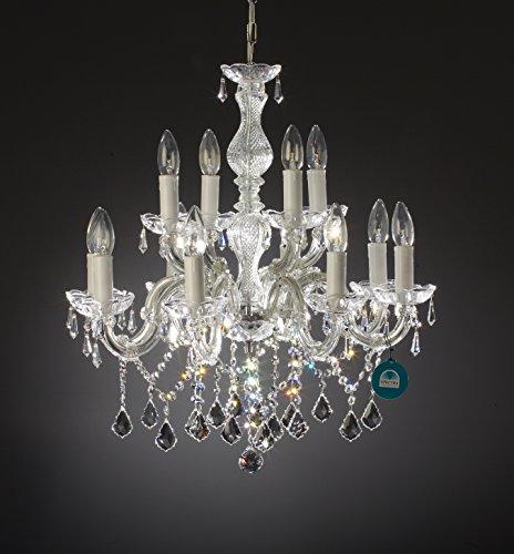 lustre-12-bras-oe-60cm-avec-spectrar-cristal-de-swarovski-de-couleur-argent
