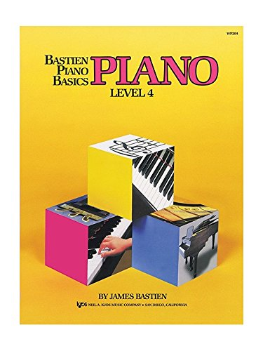 James Bastien: Piano Basics Level 4 - Dutch Version. For Pianoforte