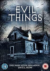 Evil Things [DVD]