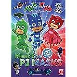 Pj Masks: Halloween Heroics: Amazon.es: Editors of Studio Fun ...