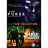 The Purge / The Purge: Anarchy Double Pack