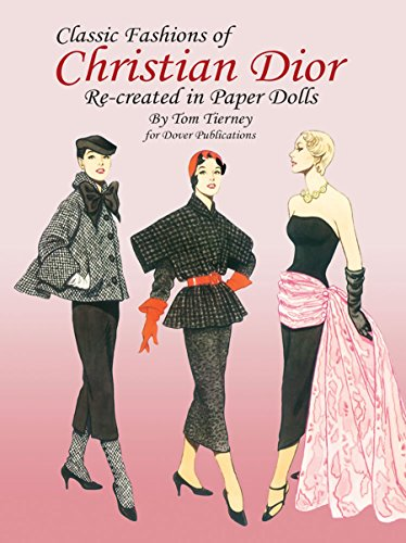 christian-dior-fashion-review-paper-dolls-dover-paper-dolls