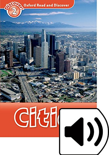 Oxford Read and Discover 2. Cities MP3 Pack