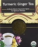 Bolsitas de té 18 - 100% orgánicos hierbas cúrcuma té de jengibre - Buddha Teas