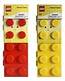 Lego - Astuccio Stile Mattoncini Lego, Colori Assortiti