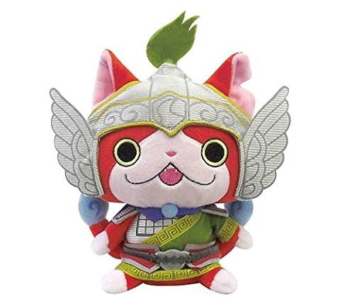 Yorozumato specter watch specter Romance of the Three Kingdoms stuffed Jibanyan Liu Bei