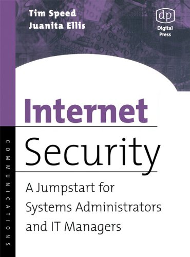 Jumpstart-system (Internet Security: A Jumpstart for Systems Administrators and IT Managers (English Edition))