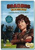 DreamWorks Dragons: Dreamworks Dragons Auf zu neuen Ufern: Gefährliche Drachen: Geschichten, Lesespaß und Rätsel