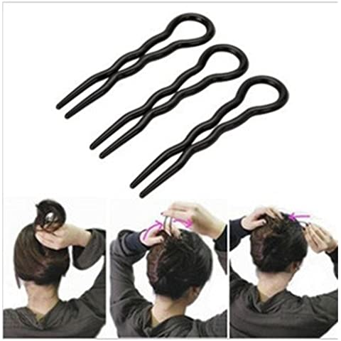 LIFECART Magic Simple Fast Spiral Hair Braid Twist Styling Tool Office Lady Style Hair Accessories by LIFECART