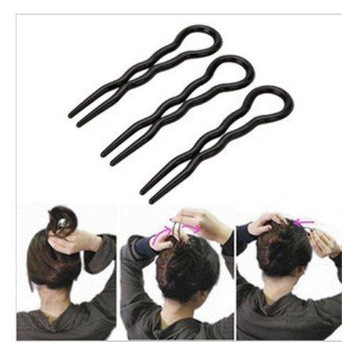 a-goo 3Magic Einfache schnelle Spirale Haar Braid Twist Styling Werkzeug Office Lady Style Haar Zubehör