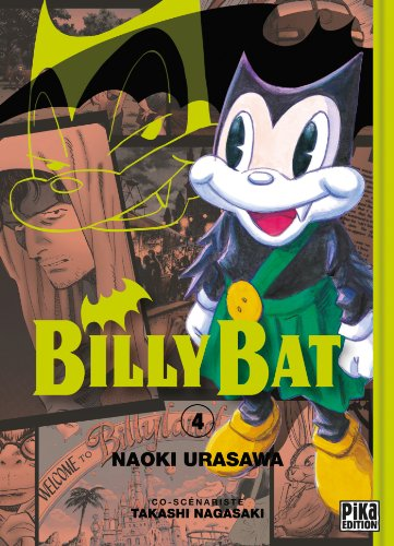 Billy Bat Vol.4 par NAGASAKI Takashi