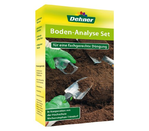 Dehner Boden-Analyse Set