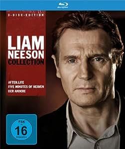 Liam Neeson Collection [Blu-ray]