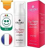 Oraiki Crème Protectrice Antioxydante à l'Or Marin Crème Anti Rides Femme
