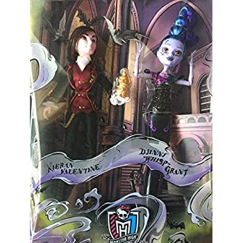Mattel   Monster High   Valentine + Whisp   San Diego Comic Con 2015   SDCC    Limited Edition