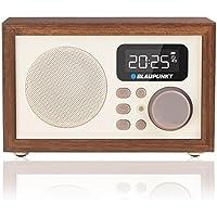 Blaupunkt HR5BR Radio Sveglia (BT, MP3, MicroSD, USB, AUX, display LCD, telecomando)