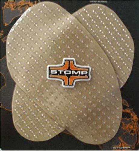 Stomp Design Universal Traktion Knien, schwarz 55–10001B