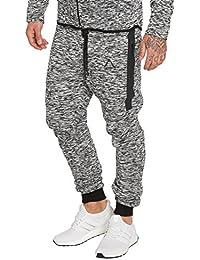 VSCT Clubwear Herren Hosen/Jogginghose Melange Techfleece