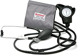 Diamond BPDL231 Self Measuring Blood Pressure Instruments (Black/White)