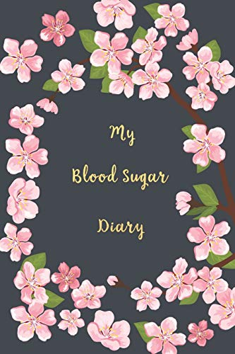 My Blood Sugar Diary: Glucose Monitoring, Diabetes Journal for One Year/ 53 Weeks Glucose Tracker, Daily Record Readings Before & After for Breakfast, ... Reviews. (Diabetic Glucose Tracking Journal)