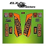 Pegatinas HORQUILLA Rock Shox Pike 2016 ELX24 Stickers Aufkleber AUTOCOLLANT Decals Bicicleta Cycle MTB Bike 29
