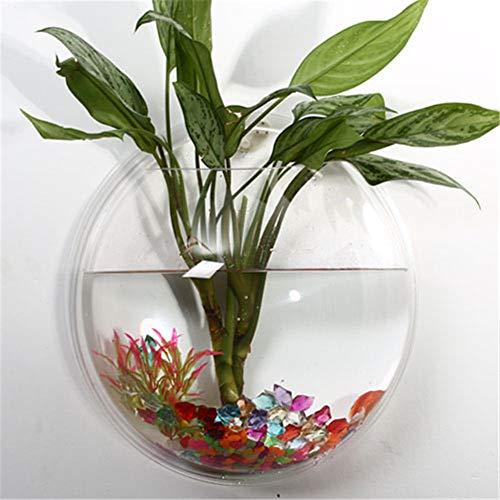 FECTY decoración pared Ball Acrílico Fish Tank On