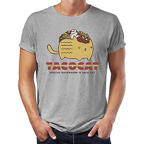 Pusheen Taco Cat Men's T-Shirt