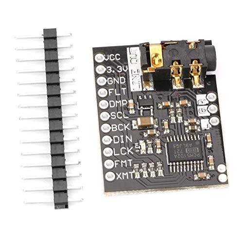 PCM5102A DAC...