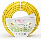 Rehau Turboflex Gartenschlauch Wasserschlauch PVC gelb 3/4