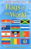 Flags of the World (Usborne Spotter's Cards)