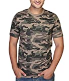 #2: Clifton Mens Army R-Neck T-Shirt