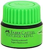 Faber-Castell 154907–recharge pour surligneur 48 Stück, 30 ml vert