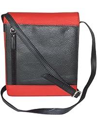 Style98 100% Genuine Leather Crossbody Sling Bag||Messenger Bag||Handbag||Hard Disk Bag||Neck Pouch For Men,Women... - B01N5QURXP