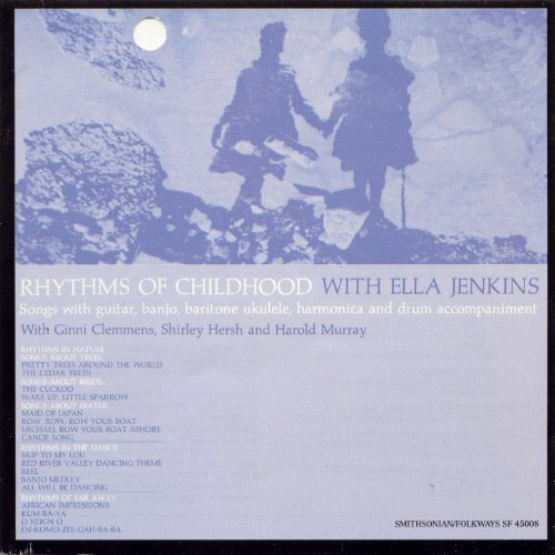 Ella Jenkins Rhythms Of Childhood