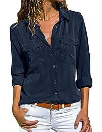 Canotte e top  Abbigliamento   Amazon.it 026b8748233