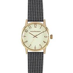 Uhr nur Zeit Mann Roccobarocco Classy Trendy Cod. rb0179