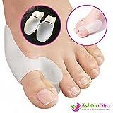 AshinoHira - il PREMIO - Aiutando con dita del piede di martello, Hallux Valgus, grani, la pressione indica eccetera - la terapia e il trattamento immagine