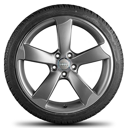 Audi 19 Zoll Felgen A5 S5 B8 Alufelgen Dunlop Winterreifen Winterräder Rotor