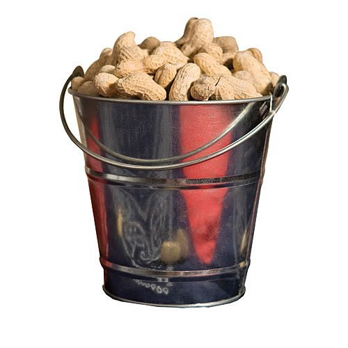 Tin Bucket Package of 12 by (Tin Bucket)